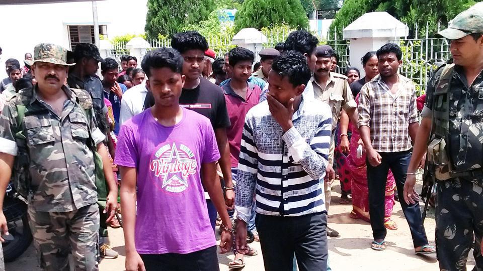 11 get life imprisonment in Dumka gang-c case