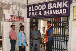 Blood banks across Jharkhand struggle with severe shortage
