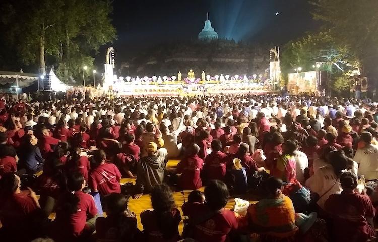 Borobodur in Indonesia has the Potential to Epitomise Religious Tolerance in Asia