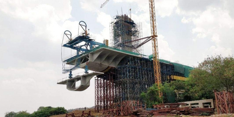 Inter-state bridge connecting Odisha, Andhra Pradesh, Telengana faces road block