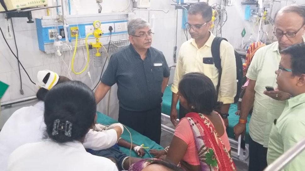 Bihar: Death toll in AES outbreak climbs to 163; Muzaffarpur, Vaishali worst-hit districts