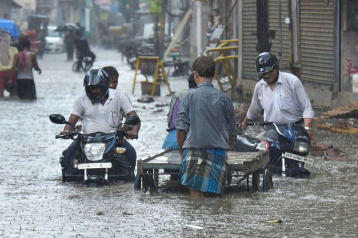 Monsoon covers whole Bihar, many places receive good rainfall