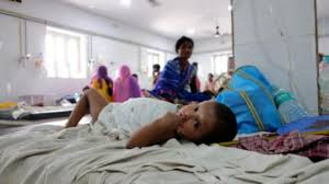 162 children died of encephalitis in Bihar, 63 in seven other states: Govt