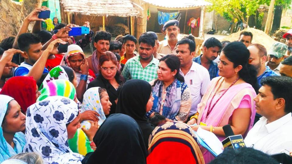 Bihar mother-daughter tonsuring case: Arrest warrent issued for 5 accused