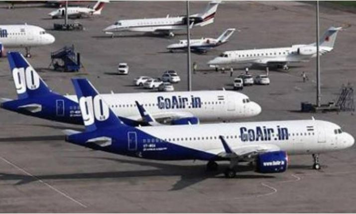 GoAir flight meets with accident at Ranchi's Birsa Munda Airport: Narrow escape for 165 passengers