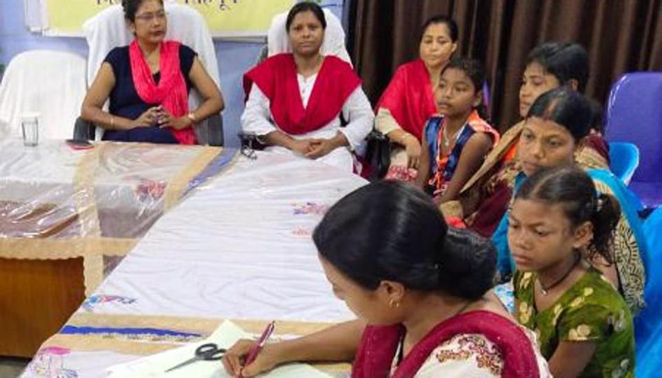 Helped by official, daughters of two ex-Maoists join school in Jharkhand