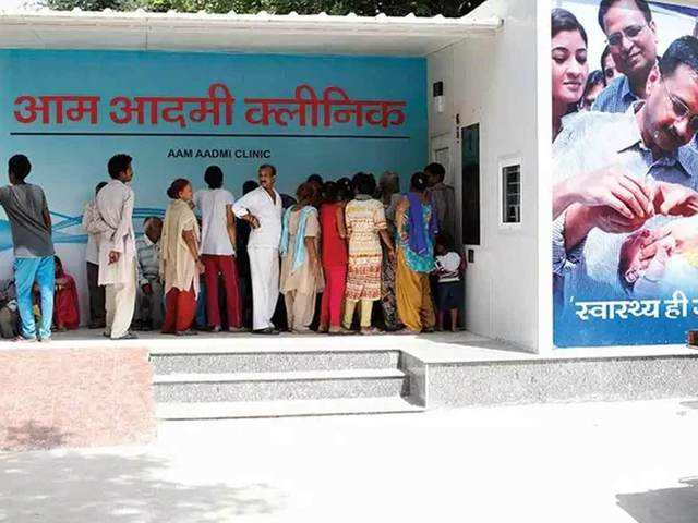 Slums in Jharkhand to get Mohalla Clinics like Delhi