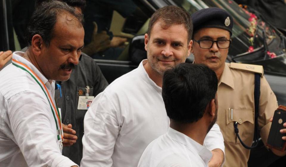 Patna court grants Rahul Gandhi bail in defamation suit filed by Bihar Deputy CM Sushil Kumar Modi